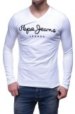 T-SHIRT COL V 1217 PEPE JEANS HOMME