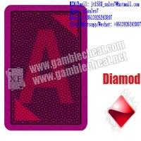 XF A Plus Poker plastique jouer aux cartes avec vert / brun couleur Pour Lentilles de...