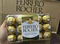 Ferrero Rocher Chocolate T3,T16, T24, T30 Available