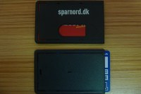 AB-012 Hard plastic card holder