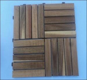 destockage dalles d 39 exterieur en acacia outdoor acacia decking tiles. Black Bedroom Furniture Sets. Home Design Ideas
