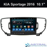 2 din quad core navigation multimédia automobile KIA Sportage 2016