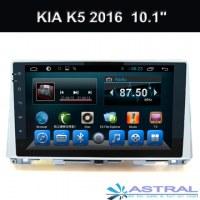OEM En voiture Entertainment System KIA K5 2016 Radion GPS Navigation Android