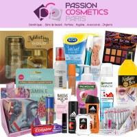 Passion Cosmetics Paris : déstockage et nouveautés en cosmétique