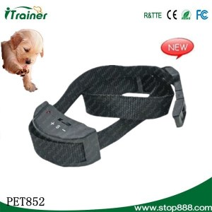 2014 pet dog anti bark collar JF-852