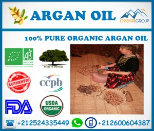 Argan oil manufacturers