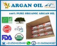 Vente en gros de l'huile d'argan