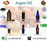 Pure huile d'argan biologique 30 ml / 1 fl oz avec compte-gouttes en service de l'étiquetage privé