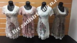 Grossiste de produits d'habillement femme de grandes marques