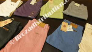 Pantalons femme Marlboro Classics