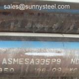 ASTM A335 P92 tuyaux de chaudières à haute pression