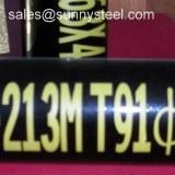 A213 T91 tube en acier sans soudure ASTM