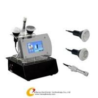 AT-1219 Black portable tripolar rf slim beauty machine, body slimming machines