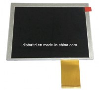 5inch TFT LCD Screen with Brightness 250CD/M2