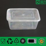 Rectangular Plastic Food Container 1250ml