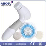 ABOEL 4 in 1 Facial and Body Electric Rotary Brush Beauty Massager Cleansing System Set...