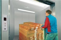 Traction Freight Elevator