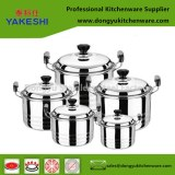 Stainless steel gift cookware supplier
