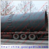 Large capacity hot sale clay rotary kiln sold to Vabkent
