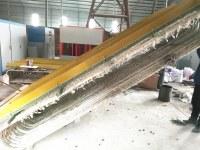 Fourniture d'usine de four de chauffage par induction à moyenne fréquence