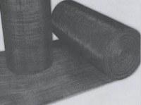 Black Wire Mesh Cloth/Black Iron Wire Cloth