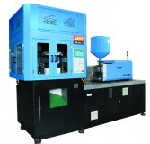Single stage injection blow molding machine ISBM