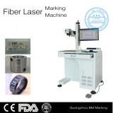 Machine de marquage au laser à fibre de bureau 20watt pour métal