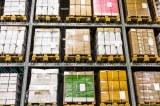 Palettes box chaises de bureau