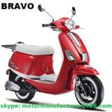BRAVO Scooter JNEN Moteur Conception de brevet 2016 Modèle Scooter essence 50CC / 125CC...