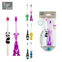 BROSSES À DENTS ENFANT X2