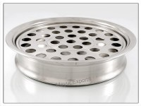 Stainless Steel Communion Tray Matte/Brush Finish