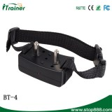Remote dog barking collar,dog bark control collar with shock BT-4