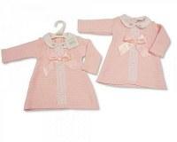 Robe tricoté pour bébés filles