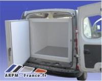 Caisse isotherme ou réfrigérée sur mesure pour utilitaires
