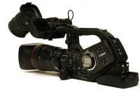 Canon XL-H1A Professional HD Camcorder Camera