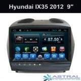 Usine centrale Multimédia Hyundai IX35 Navigation GPS 2012 GPS Bluetooth WIFI TV 3G iPod