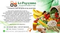 La Paysanne - Produits 100% Camerounais