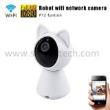 Cat caméra pour animaux de compagnie wifi système de caméra de sécurité à domicile sans fil