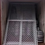 Chain Wire Fencing zinc alloy/zinc coated