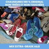 Chaussures d'occasion non triées 'ORIGINAL'