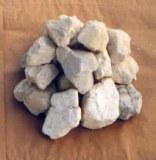Chaux vive en roche pure