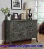Coffre des meubles 56412 de salon de coffre de tiroirs de coffrets de tiroirs