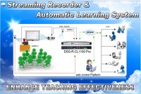 DSS-R-CL1100 Pro Streaming Recorder & Automatic Learning System