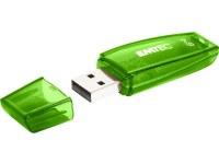 Clé USB 64GB EMTEC C410 (Vert) USB 3.0