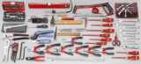 Palette Facom Ciseaux d'électricien