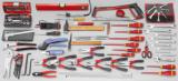 Palette Facom Montures de scie à métaux