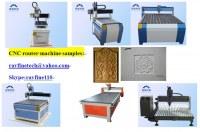 Publicité CNC routeur, léger CNC chinois machine de routeur pour le magasin de la publi...