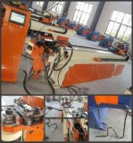 5 pouces Capacité CNC Tube Bender Pipe Bender Pipe Bending Machine Garantie globale Ali...
