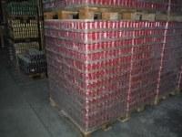 Coca Cola canettes de 330ml