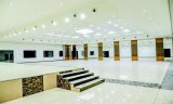 Cochin, India Banquet Hall Movable Partition Project